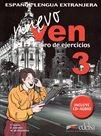 Nuevo Ven 3-pracovní sešit + audio CD