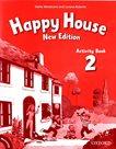 Happy House 2 Activity Book + MultiROM NEW EDITION (pracovní sešit)