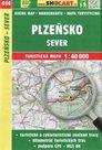 Plzeňsko - sever - mapa SHOCart č. 414 - 1:40 000