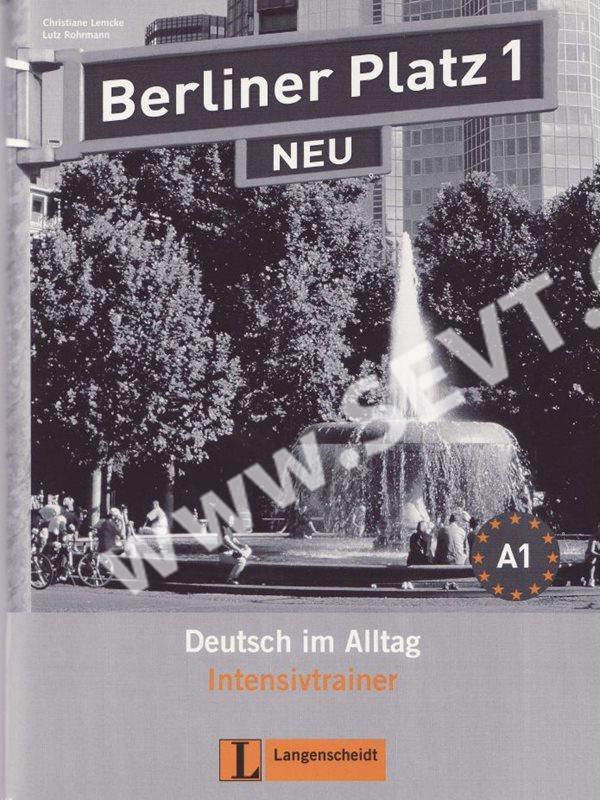 berliner platz 1 neu intensivtrainer lemke ch rohrmann l sevt. Black Bedroom Furniture Sets. Home Design Ideas