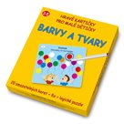 Barvy a Tvary - Hravé kartičky pro malé dětičky