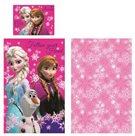Dětské povlečení - Frozen (Ledové království) - pro dětské peřiny a polštáře (menší rozměr)!