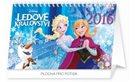 Kalendář stolní 2016 - Ledové království