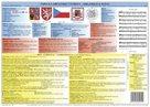 Tabulka občanské výchovy - organizace státu ČR
