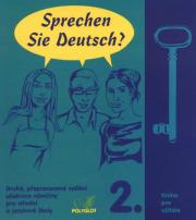 Sprechen Sie Deutsch 2-kniha pro učitele