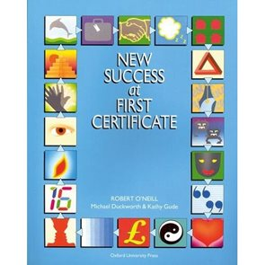 New Success at First Certificate Students Book