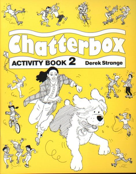 Chatterbox 2 Activity Book - A4, brožovaná
