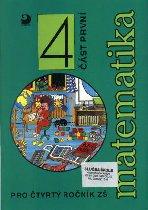 Matematika 4 (učebnice 1. část) - Coufalová, Pěchoučková