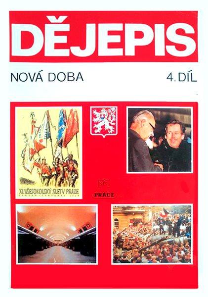 Dějepis - Nová doba 4. díl - Jožák Jiří - A4, brožovaná, Sleva 15%