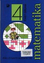 Matematika 4 (učebnice 2. část) - Coufalová, Pěchoučková