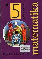 Matematika 5  (učebnice 1. část)