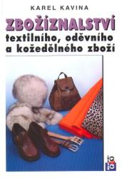 Zbožíznalství textilního, oděvního, kožedělného zboží