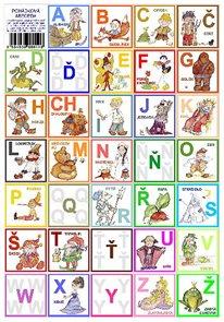 Pexeso - pohádková abeceda