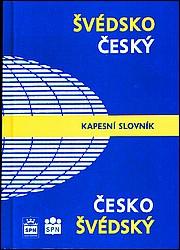 Česko-švédský a švédsko-český slovník na cesty