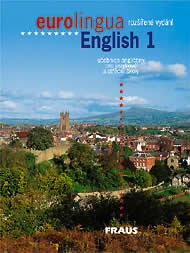 Eurolingua English 1 - učebnice + slovníček - Littlejohn,Self,Heinlová,Telínová