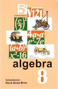 Algebra 8.r. učebnice