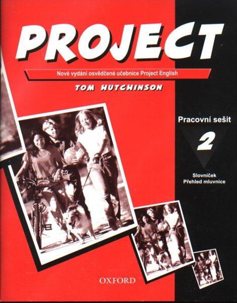 Project 2 New Pracovní sešit se slovníčkem - Hutchinson Tom
