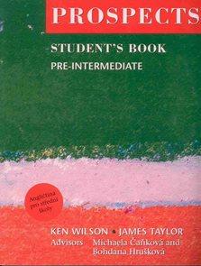 Prospects pre-intermediate Students Book (učebnice)