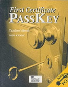 First Certificate PassKey Teachers Book