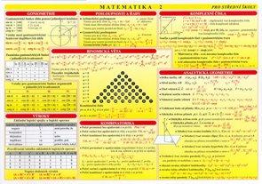 Matematická tabulka 2 pro SŠ