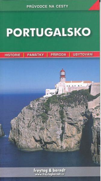 Portugalsko - průvodce Freytag - Podhorský Marek - 12x22 cm