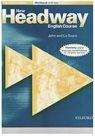 New Headway pre-intermediate WB with Key