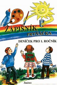 Zápisník prvňáčka - deníček pro 1.r.ZŠ