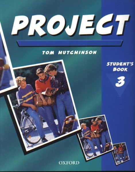Project 3 - Students Book, Second Edition - Hutchinson Tom