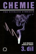 Chemie pro 4-letá gymnázia 3.díl - Mareček A.,Honza J. - A5, brožovaná
