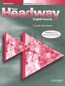 New Headway elementary Workbook without Key (pracovní sešit bez klíče)