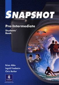 Snapshot Pre-intermediate Students Book (učebnice)