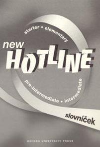 New Hotline - slovníček s výslovností (ke všem úrovním)
