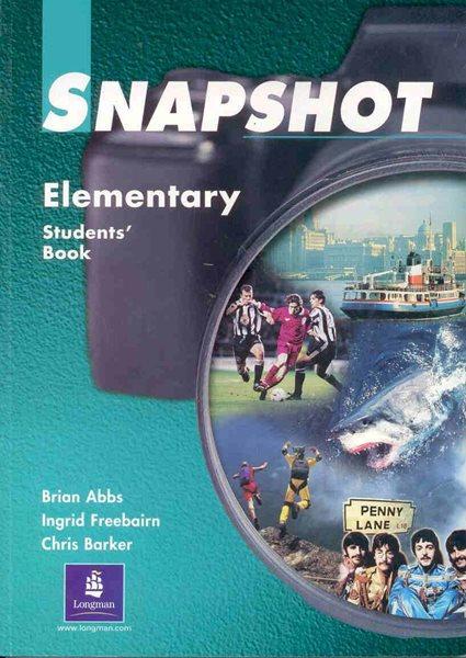 Snapshot Elementary Students Book (učebnice) - Abbs, Freebairn - A4, brožovaná, Sleva 75%