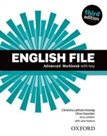 English File Third Edition Advanced Workbook with Answer Key and iChecker