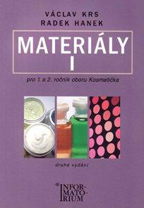 Materiály I. 1.a 2.r. obor Kosmetička