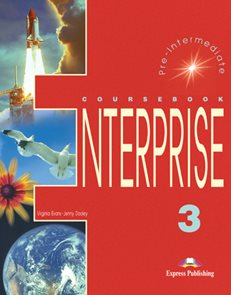 Enterprise 3 pre-intermediate Coursebook