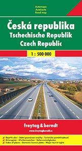 Česká republika 1:500 000-měkká vazba