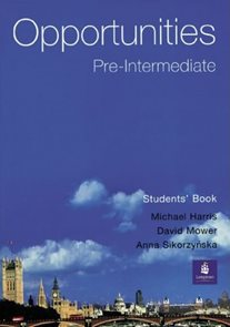 Opportunities pre-intermediate Students Book