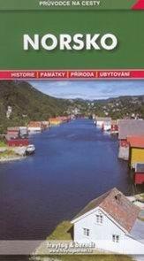 Norsko - průvodce Freytag