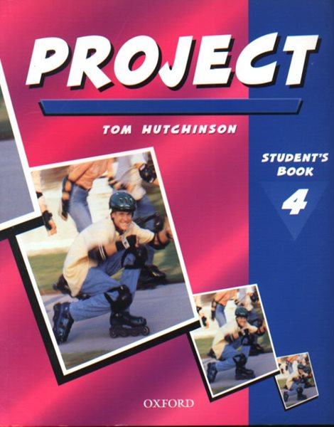 Project 4 - Students Book, Second Edition - Hutchinson Tom