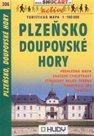 Plzeňsko, Doupovské hory - mapa Shocart č.206 - 1:100t