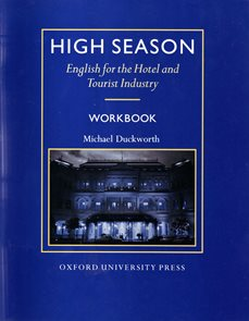 High Season - English for the Hotel - Workbook