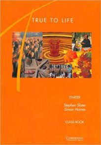 True to Life starter Class Book (učebnice)