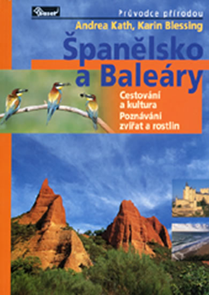 Španělsko a Baleáry - průvodce přírodou