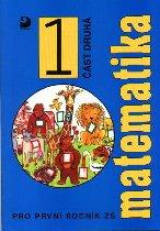 Matematika pro 1.r. ZŠ (učebnice 2) - Coufalová,Pěchoučková,Kaslová