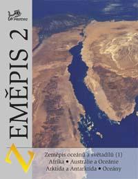 Zeměpis 2 - učebnice (Světadíly 1)
