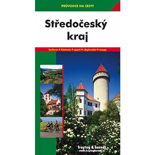 Středočeský kraj průvodce - 12x22 cm