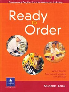 Ready to Order Students Book (učebnice)