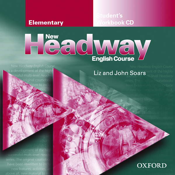 New Headway elementary - students WB audio CD - Soars Liz and John - audio CD, Sleva 25%