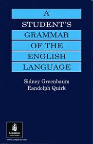 Students Grammar of the English Language Book